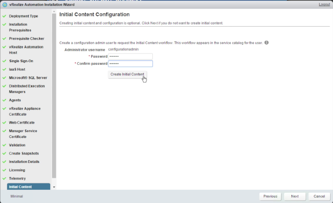 vRealize Automation 7 - Part 4, Initial Config as-a-service